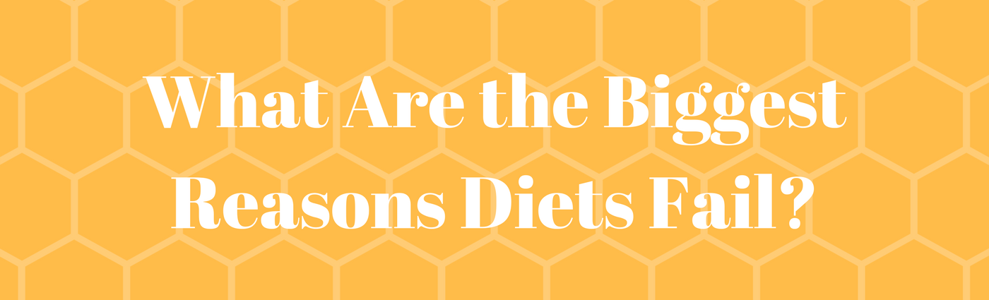 4 Likely Reasons Why Your Diet Plan Is Failing